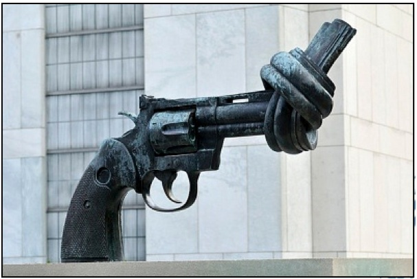 twisted pistol