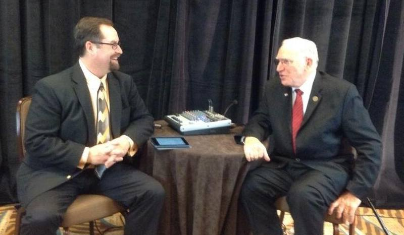 Derek Gilbert and Chuck Missler