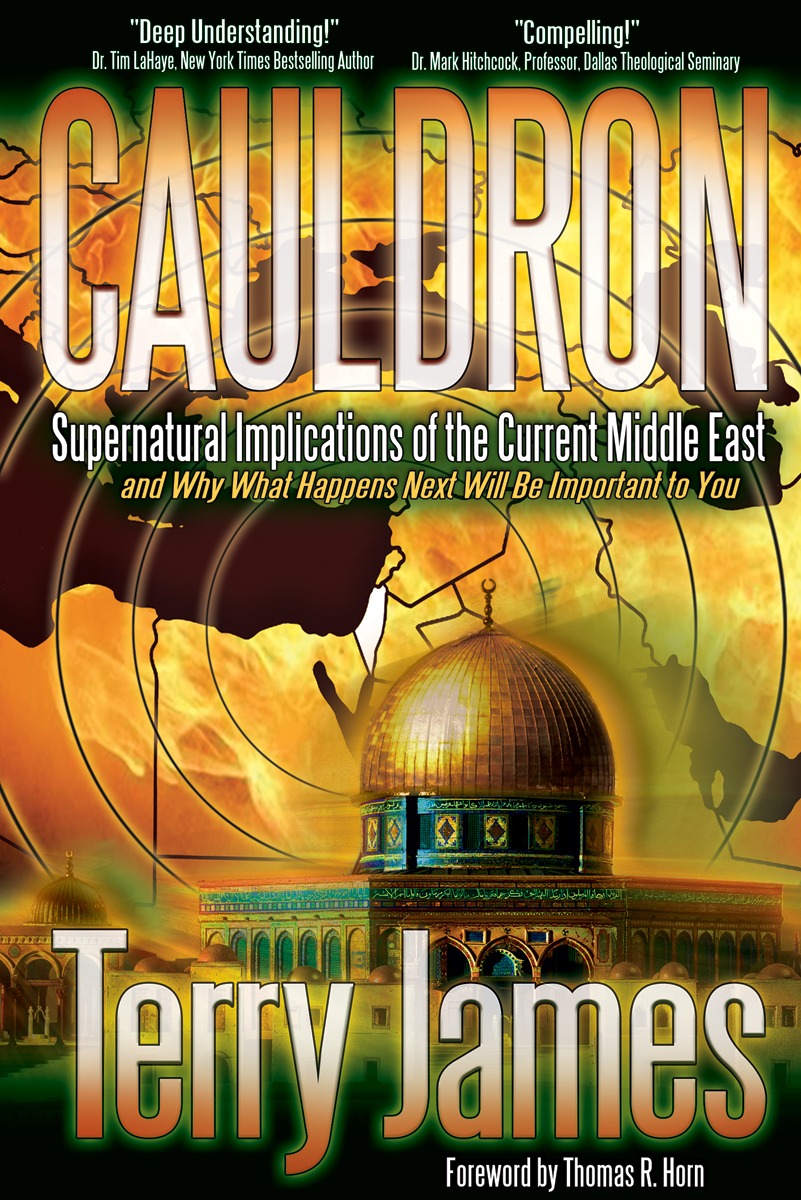 Cauldron by Terry James