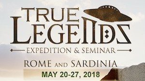 True Legends Expedition and Seminar
